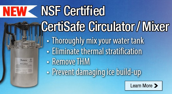 Kasco Marine Introduces New NSF Circulator