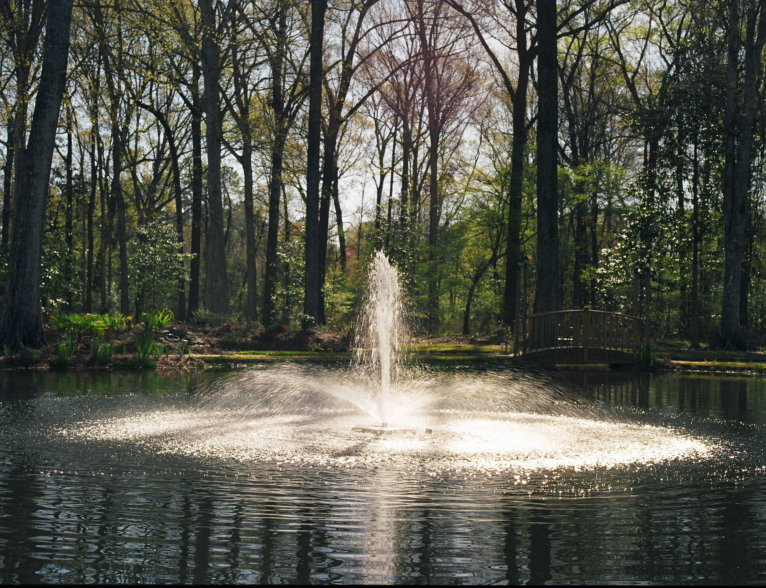 3400jf Series Decorative Fountains For Mid Size Ponds