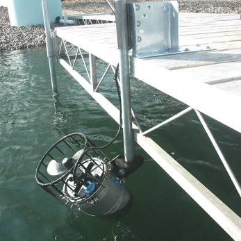 Kasco Marine De-Icers Dock Mount