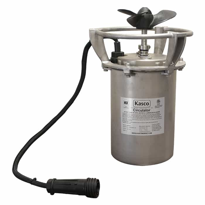 Kasco Marine 2HP CertiSafe Municipal Water Mixer