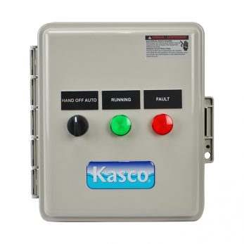Kasco Marine CertiSafe Control Panel