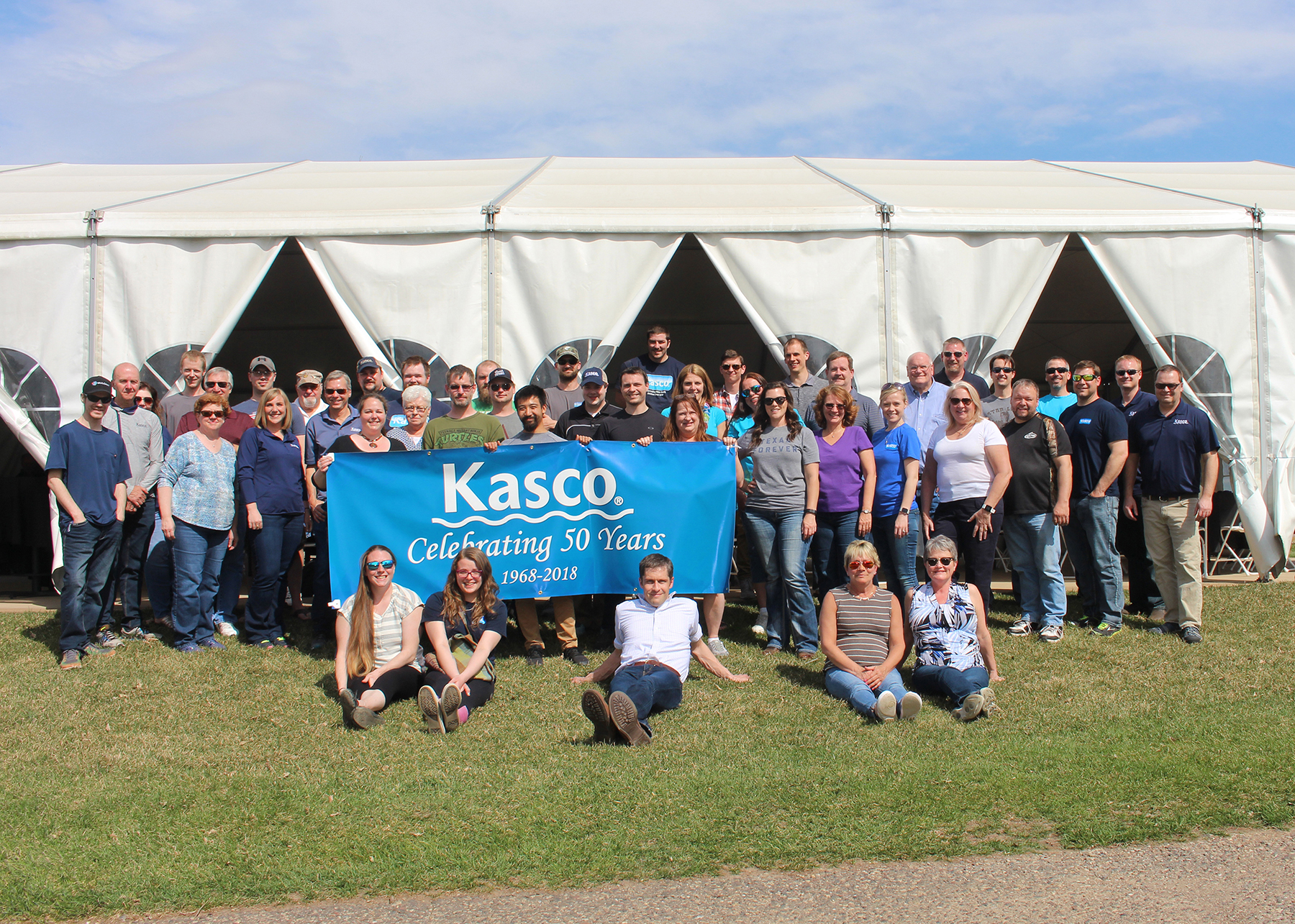 Kasco 50th Anniversary Celebration