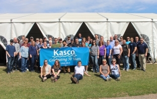 Kasco Celebrates 50 Years in Business