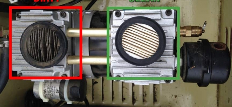 Clean Your Air Compressor Filter