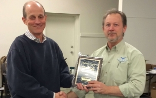Keeling Irrigation Distributor of Year 2014